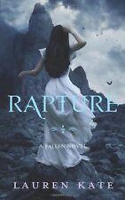 Rapture: Book 4 of the Fallen Series,Lauren Kate