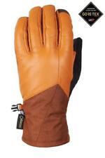 2018 Nwt 686 Men'S Gore-Tex Leather Theorem Gloves Copper M L8Wglv01 $130