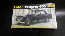 Heller n° 161 Peugeot 403  echelle 1:43