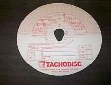 Tachograph disc's. Pack of 100. Tacho. Haulage. Lorry. Wagon. *Top Quality!