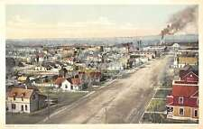 La Junta Colorado Birdseye View Of Town Antique Postcard K27675