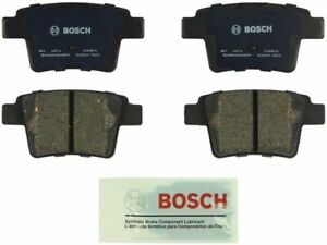 For 2008-2009 Ford Taurus X Brake Pad Set Rear Bosch 68482DF