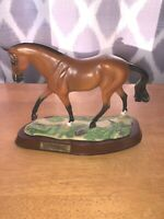 Breyer Sir Buckingham Porcelain Horse, 2002 Limited Edition