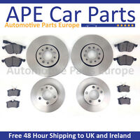 Honda Prelude 2.2 1996-2000 Front & Rear Brake Disc and Pads New