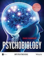 Psychobiology by Chris Chandler (Paperback, 2015)
