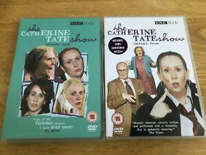 am i bovvered? The Catherine Tate Show Complete Series 1 & 2 DVD 2-Disc Box Set