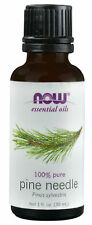 NOW Foods Pine Needle Essential Oil For Diffusers & Burners 1oz. Pinus sylvestri