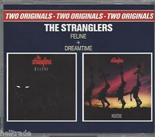 THE STRANGLERS / FELINE + DREAMTIME * NEW 2CD * NEU *