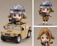 Nendoroid 196 Desert Army-san Figure Good Smile Company