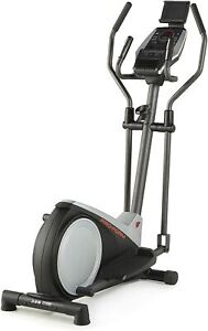 Proform Elliptical Cross Trainer 325 CSE with LED Display, Grey