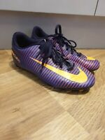 Nike Mercurial X Football Trainers UK Size 5 Moulded Studs
