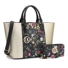 New Women Leather Tote Work Satchel Shoulder Bag Large Handbag Top Handle Purse