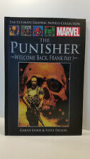 Marvel Ultimate Graphic Novel Collection 18 The Punisher Welcome Back Frank 1