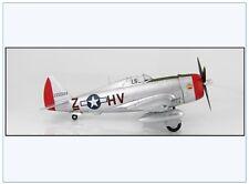 "HA8456 P-47D Thunderbolt USAAF ""Silver Lady"",England 1944,Hobbymaster 1:48,NEU &"