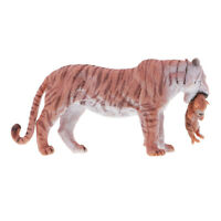 Office Home Garden Decor Jungle Wildlife Animal Figure Model Female Tiger