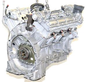 Mercedes W212 W218 CLS 350 CDI OM642 M642 MOTOR Triebwerk 642853 642.853 121Tkm