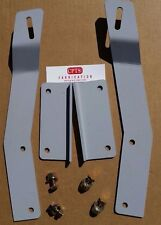 "Jeep Cherokee XJ 84-01, 50"" LED Light Bar Mounting Bracket Kit - (primered)"