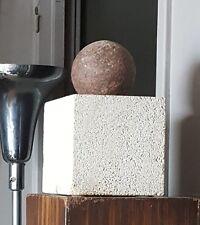 Sculpture cubiste constructiviste Bauhaus style Brancusi