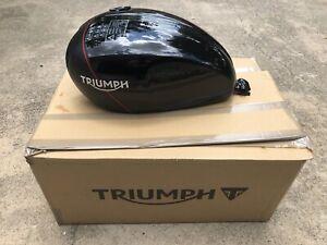 Triumph Scrambler 1200 Fuel TankT2401629-PG Jet Black