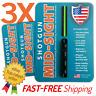 MADE IN USA!!! 3X Turkey Shotgun Fiber Optic Universal Shotgun Sight 50% SAVINGS