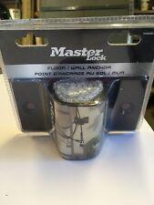 Masterlock Piso/Pared Ancla