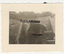 Marseille Frankreich Festung Tunnel Soldaten Besatzung 2 WK