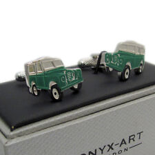 Super Landrover Land Rover Cufflinks Cuff Links New by Onyx-Art CK562
