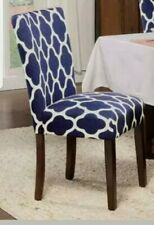 Yimeis Stretch Dining Chair Slipcovers, Geometric Printed Dining Chair Protector