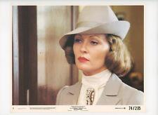 Chinatown Original Color Movie Still 8x10 Faye Dunaway, Mystery 1974 14667
