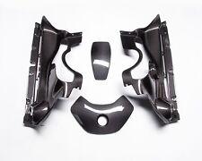 McLaren MP4-12C Carbon Fiber Engine Bay Panels 6 Piece Kit (Flat Version)