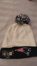 New England Patriots New Era Winter Hat Cap Tuque Beanie  Womens  New