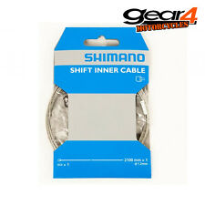 SHIMANO SHIFT CABLE INNER WIRE 1.2MM X 2100MM 25% OFF 60098100