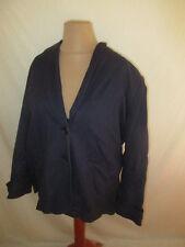 Manteau Comptoir Des Cotonniers Nampty Bleu Taille 40 à - 69%