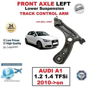 FRONT AXLE LEFT Lower WISHBONE CONTROL ARM for AUDI A1 1.2 1.4 TFSi 2010->on