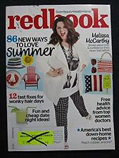 Redbook Magazine July 2014 Melissa McCarthy