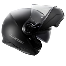 LS2 Helmet Bike Flip-up Ff325 Strobe Matt Black M