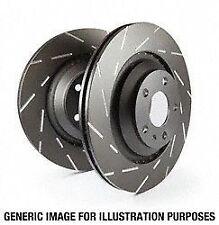Ebc 10+ For Bmw 535I 3.0 Turbo (F10) Usr Slotted Rear Rotors