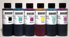 Hobbicolors 6CL 6-Color Large Refill Kit - Canon 6 Cartridge Printers