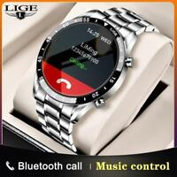 2021 New Business Smart Watch Bluetooth Call Smartwatch Men Women Waterproof