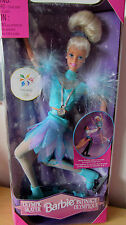 FAB OLYMPIC SKATER BARBIE BRAND NEW NRFB -  WINTER OLYMPICS 1998