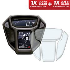 Honda Africa Twin CRF1000L Dashboard Screen Protector: 1x Clear & 1x Anti-Glare
