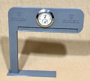 ROLEX Scalextric Circuit ornament with Thermometer Hygrometer AFTERMARKET