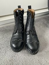 Marco Moreo Biker Ankle Boots Sz5