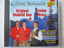 Original Naabtal Duo & Stefan Mross - Frohe Weihnacht - CD
