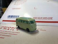 Matchbox Lesney No.34 Volkswagen Caravette Made In England Mint Green VG MNT