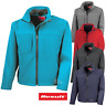 Result SOFTSHELL JACKET WATERPROOF WINDPROOF COAT SOFT LIGHT ACTIVE MEN'S S-4XL