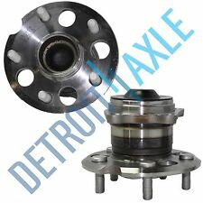 Set of (2) New REAR Wheel Hub and Bearing Assembly for Toyota RAV4 FWD 5 Bolts