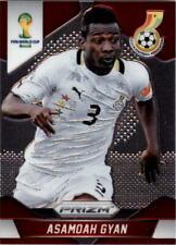 2014 Panini Prizm World Cup #98 Asamoah Gyan - Ghana - Base Card