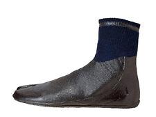 Japanese Jikatabi Rubber and Nylon short Boots Ninja Shoes Size Ll Us 8.5 to 9.5
