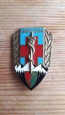 Insigne 661° Section d'Infirmier Militaire DRAGO PARIS NICE